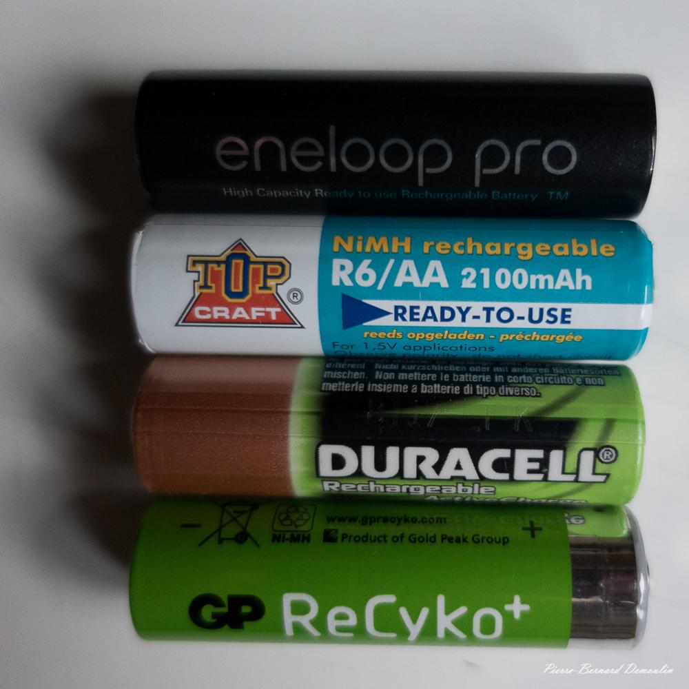 Quelles batteries pour mon matériel ?