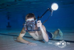 Exercice en piscine – La photographie en apnée