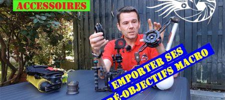 Transporter ses compléments optiques (Vidéo)