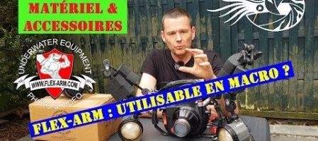 Flex-Arm: pratique en photographie Macro ? (Vidéo)