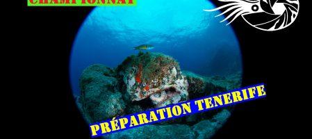 Plongées préparatoires à Tenerife (Episode 4) (Vidéo)