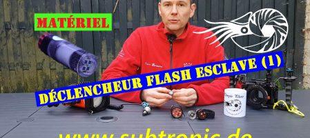 Subtronic-Déclencheur de Flash à Distance (Vidéo)