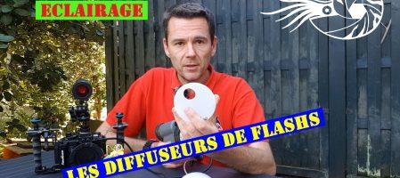 Différents types de diffuseurs (Vidéo)