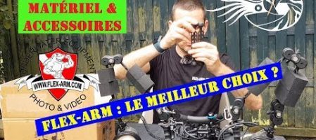 Flex-Arm: une bonne solution bon marché ? (Vidéo)