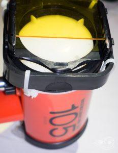 Porte filtre et filtre pour le flash Nikonos SB105