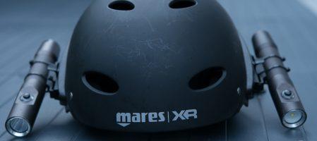 Casque XR Mares et lampe EOS10R en plongée photo (Vidéo)