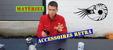 Les accessoires Retra (Vidéo)