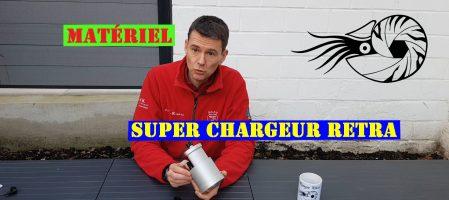 Le super chargeur pour les flashs Retra (Vidéo)
