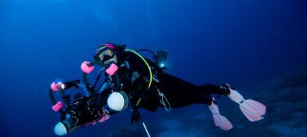 5 Conseils pour commencer la photographie sous-marine